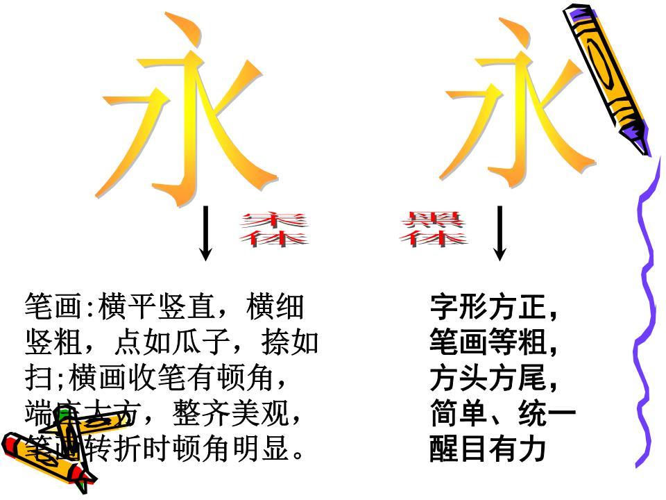 作业:把下面的汉子设计成变体美术字也可以自选你感兴趣的字词进行图片