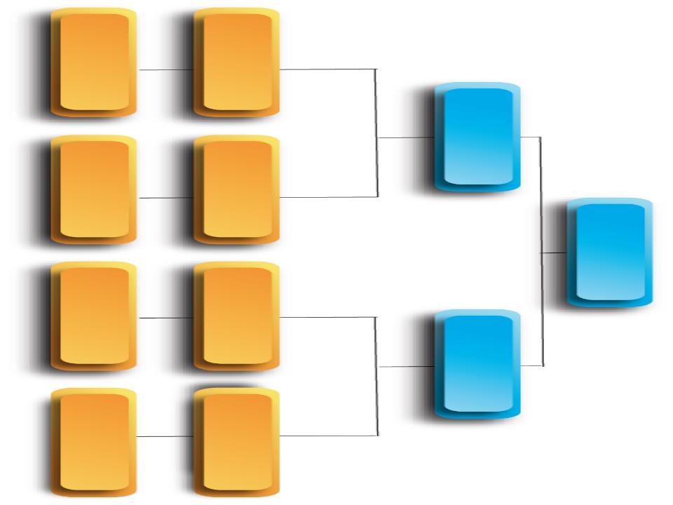 二、图形创意设计 4、共生图形的组织 (三)双关图形 变换角度 二、