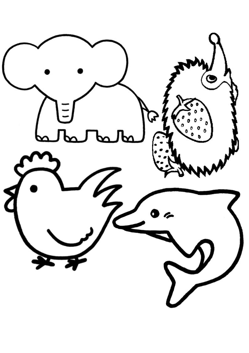 2014小动物简笔画涂色.doc