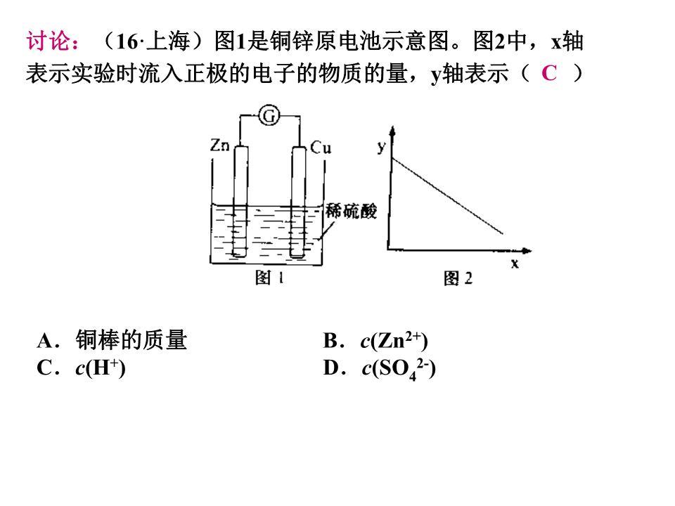 电解质溶液为cuso4溶液cd盐桥原电池:盐桥作用:(1)连接内电路,形成