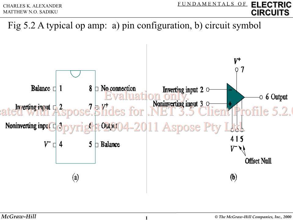 电路基础理论英文版课件chpt05.ppt