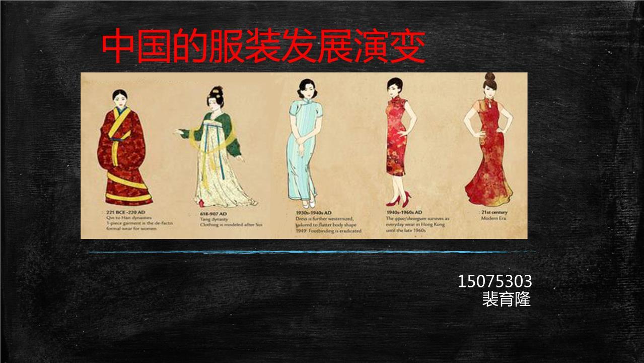 教学画画视频汉族服装图片