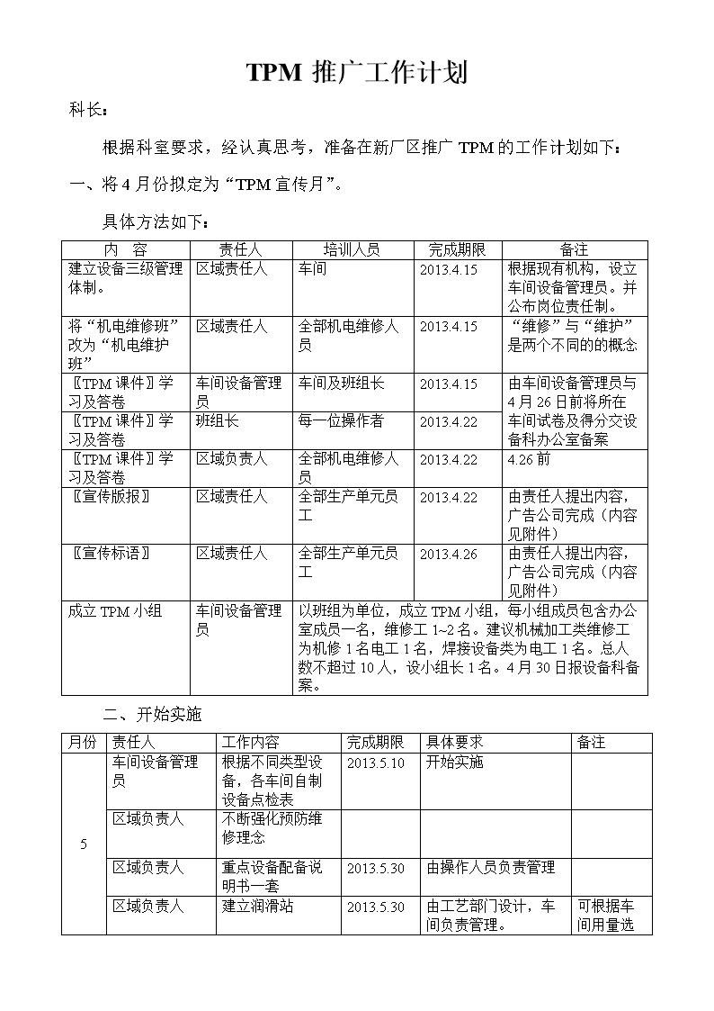 TPM推广工作计划.doc